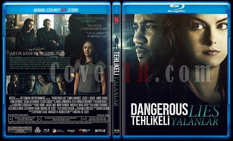 Dangerous Lies (Tehlikeli Yalanlar) - Custom Bluray Cover - Türkçe [2019]-dangerous-liesjpg