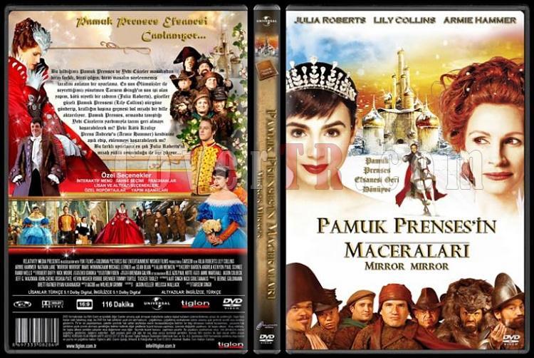 Mirror Mirror (Pamuk Prenses'in Maceraları) - Custom Dvd Cover - Türkçe [2012]-mirror-mirror-pamuk-prensesin-maceralarijpg