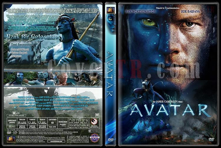 Avatar - Custom Dvd Cover - Türkçe [2009]-a1jpg