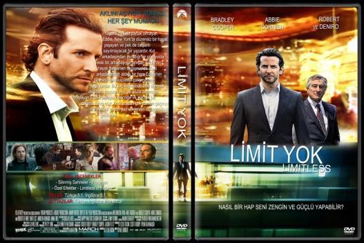 Limitless (Limit Yok) - Custom Dvd Cover - Türkçe [2011]-standardjpg