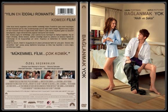 No Strings Attached  (Bağlanmak Yok) - Custom Dvd Cover - Türkçe [2011]-baglanmak-yok-izlemejpg