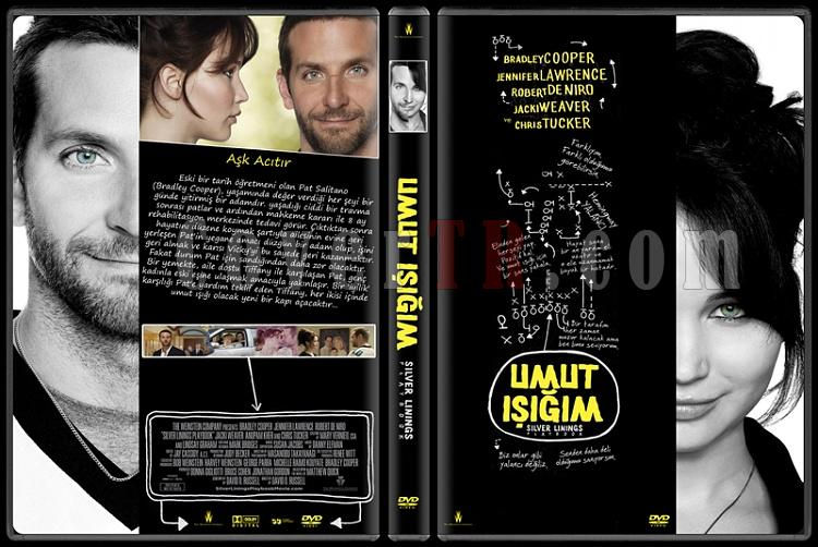 Silver Linings Playbook (Umut Işığım) - Custom Dvd Cover - Türkçe [2012]-uijpg