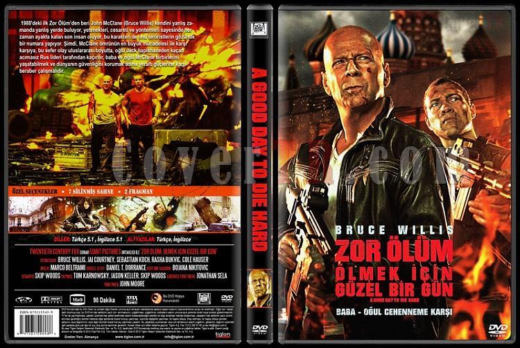 A Good Day to Die Hard (Zor Ölüm: Ölmek İçin Güzel Bir Gün) - Custom Dvd Cover - Türkçe [2013]-good-day-die-hard-zor-olum-olmek-icin-guzel-bir-gunjpg