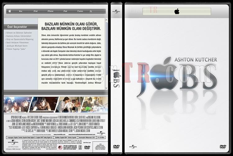 Jobs - Custom Dvd Cover - Türkçe [2013]-standardjpg