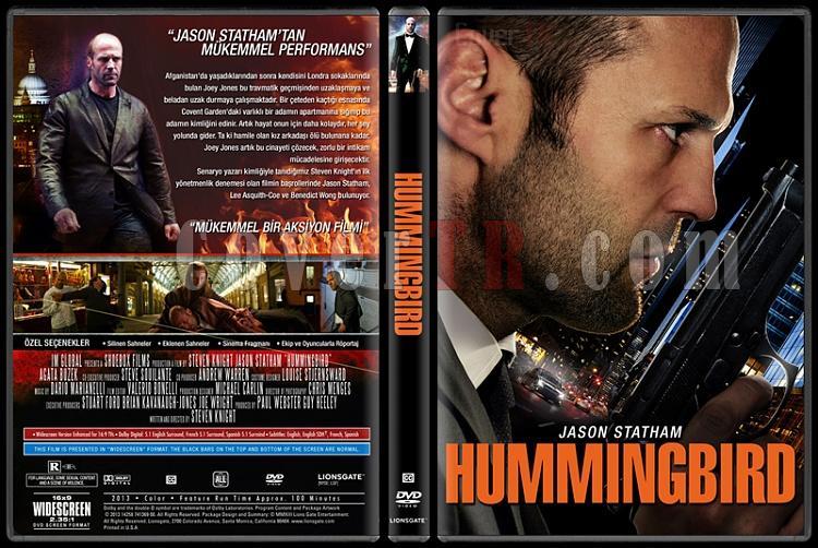 Hummingbird (Çılgın Joe) - Custom Dvd Cover - Türkçe [2013]-v2jpg