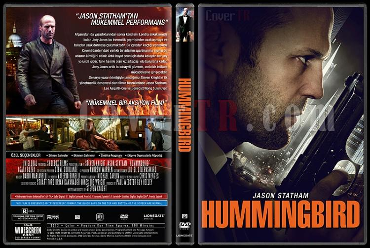 Hummingbird (Çılgın Joe) - Custom Dvd Cover - Türkçe [2013]-v3jpg