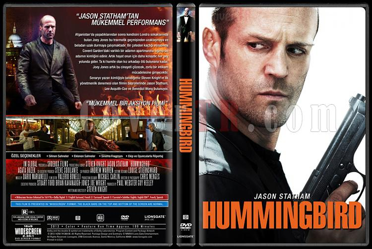Hummingbird (Çılgın Joe) - Custom Dvd Cover - Türkçe [2013]-v4jpg