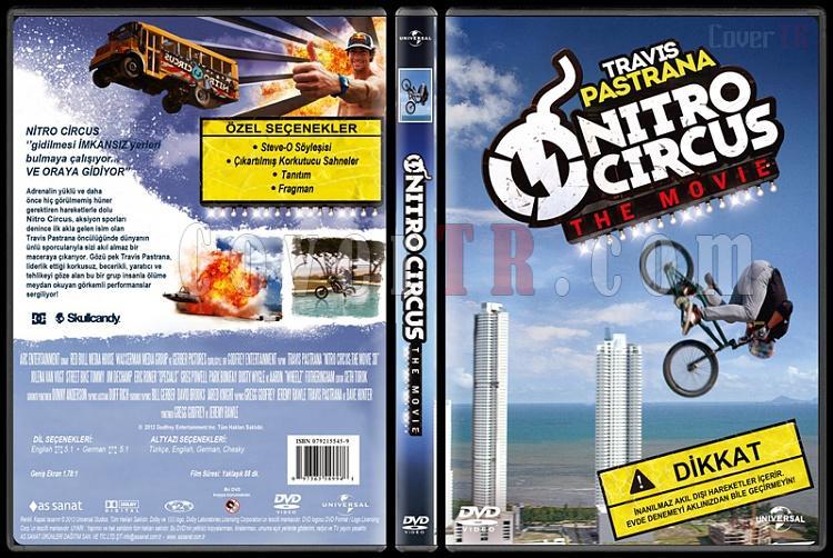 Nitro Circus: The Movie - Custom Dvd Cover - Türkçe [2012]-nitro-circus-moviejpg