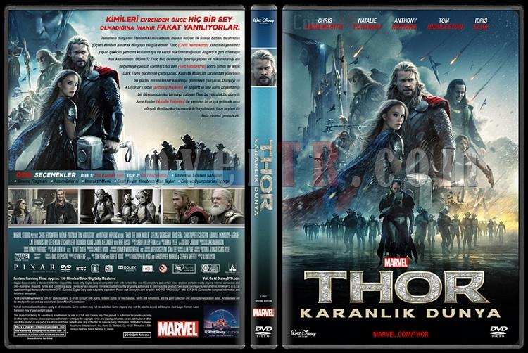 Thor: The Dark World (Thor: Karanlık Dünya) - Custom Dvd Cover - Türkçe [2013]-thor-dark-world-thor-karanlik-dunya-dvd-cover-turkce-izlemejpg