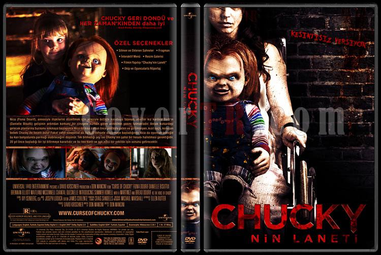 Curse of Chucky (Chucky'nin Laneti) - Custom Dvd Cover - Türkçe [2013]-curse-chucky-chuckynin-laneti-dvd-cover-turkce-izlemejpg
