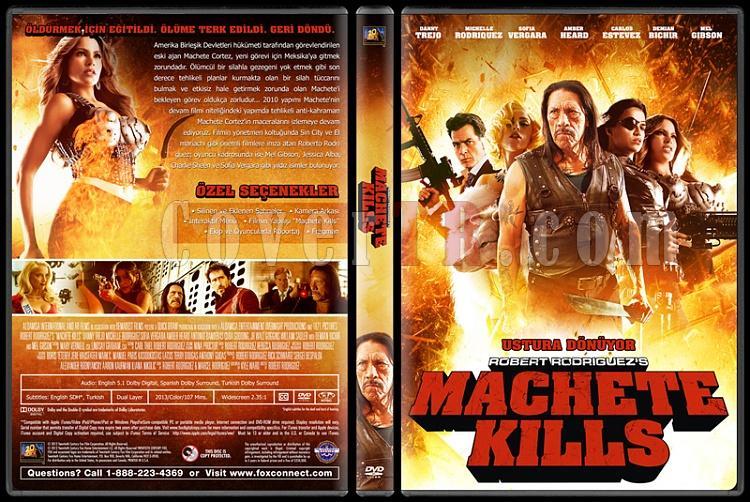 Machete Kills (Ustura Dönüyor) - Custom Dvd Cover - Türkçe [2013]-machete-kills-ustura-donuyor-dvd-cover-turkce-v2-izlemejpg