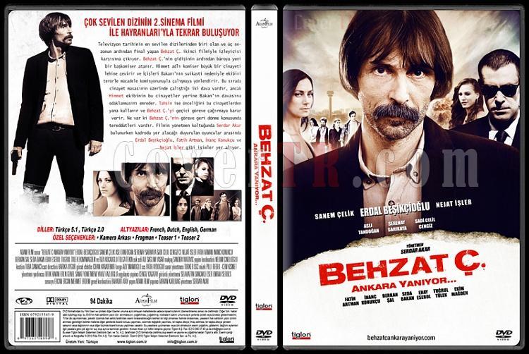 Behzat Ç. Ankara Yanıyor - Custom Dvd Cover - Türkçe [2013]-behzat-c-ankara-yaniyor-dvd-cover-turkce-izlemejpg