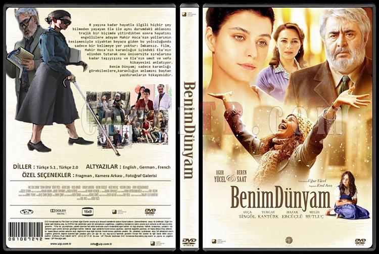 Benim Dünyam - Custom Dvd Cover - Türkçe [2013]-benim-dunyamjpg