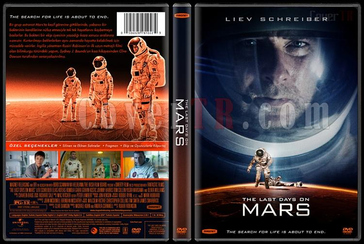 The Last Days on Mars - Custom Dvd Cover - Türkçe [2013]-last-days-mars-dvd-cover-turkce-riddick-izlemejpg