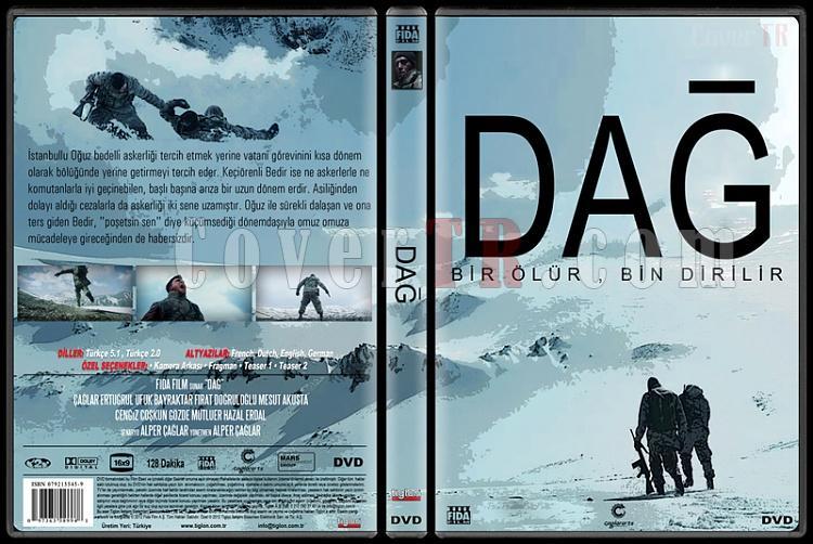 Dağ  - Custom Dvd Cover - Türkçe [2012]-standardjpg