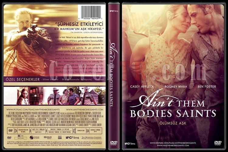 Aint Them Bodies Saints (Ölümsüz Aşk) - Custom Dvd Cover - Türkçe [2013]-izlemejpg