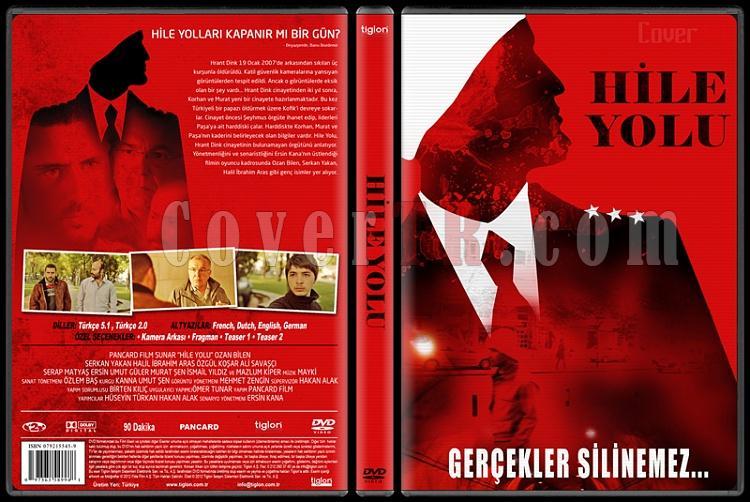 Hile Yolu - Custom Dvd Cover - Türkçe [2012]-hilejpg