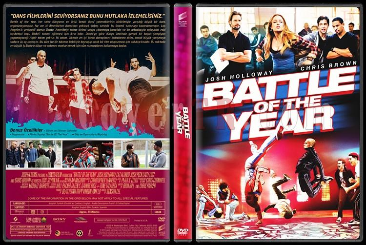 Battle of the Year (Yılın Savaşı) - Custom Dvd Cover - Türkçe [2013]-covertr-dvdjpg