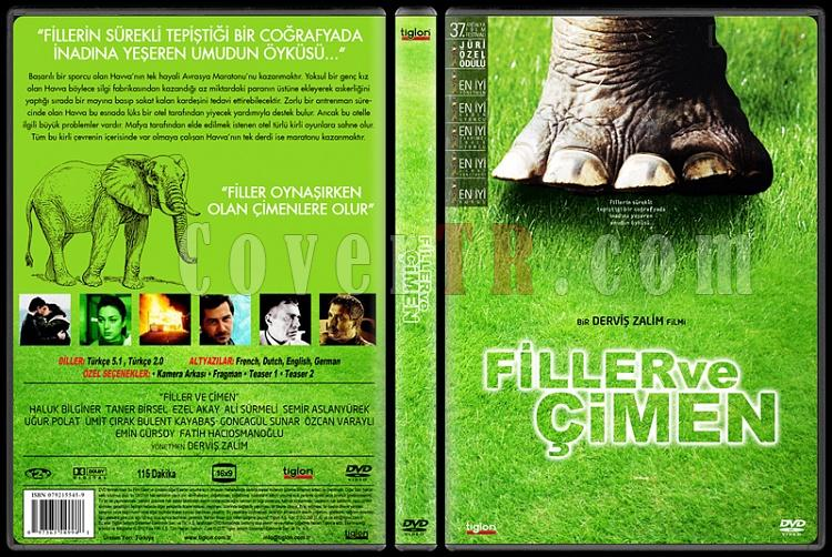 Filler ve Çimen - Custom Dvd Cover - Türkçe [2001]-covertr-dvdjpg