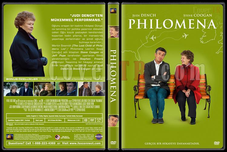 Philomena - Custom Dvd Cover - Türkçe [2013]-philomena-izlemejpg