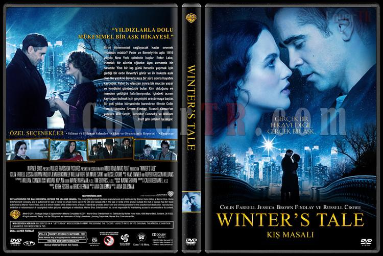Winter's Tale (Kış Masalı) Custom Dvd Cover Türkçe [2014]-winters-tale-izlemejpg