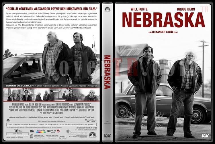 Nebraska - Custom Dvd Cover - Türkçe [2013]-nebraska-izlemejpg