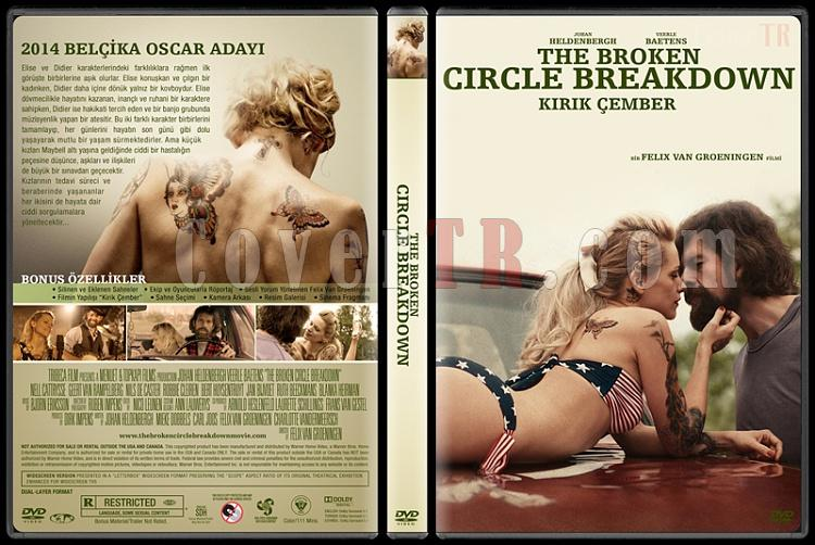 The Broken Circle Breakdown (Kırık Çember) - Custom Dvd Cover - Türkçe [2012]-covertr-dvdjpg