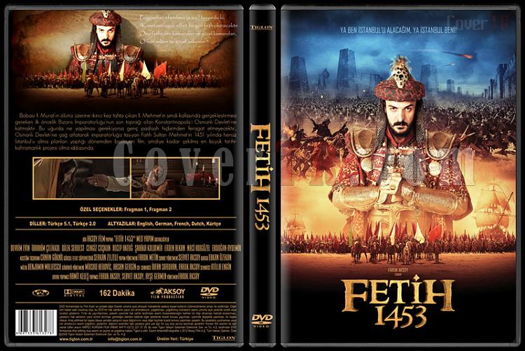 Fetih 1453 - Custom Dvd Cover - Türkçe [2012]-fetih-1453jpg