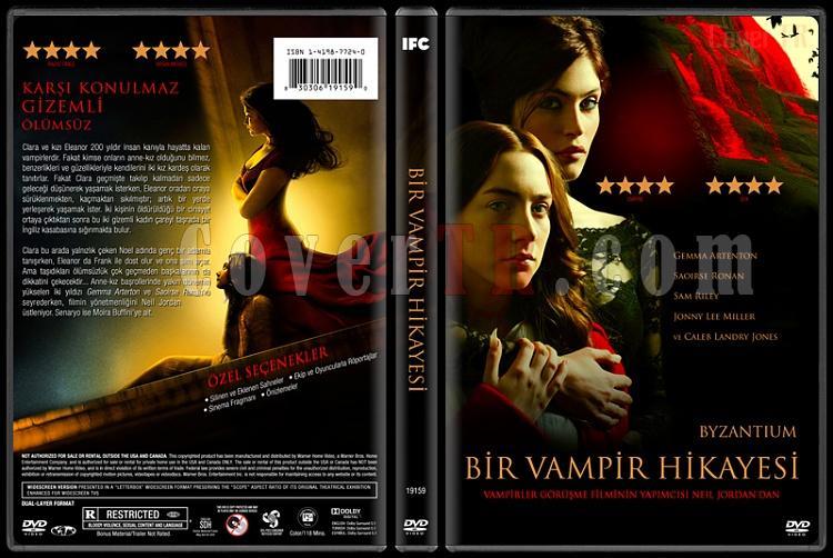 Byzantium (Bir Vampir Hikayesi) - Custom Dvd Cover - Türkçe [2012]-covertr-dvdjpg