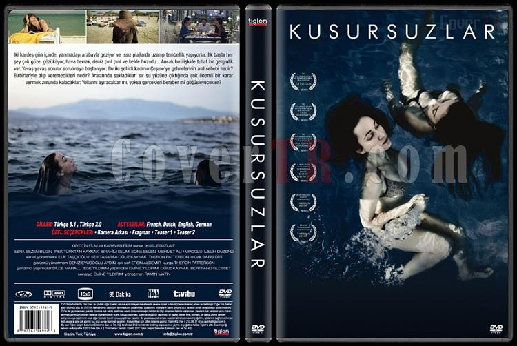 Kusursuzlar - Custom Dvd Cover - Türkçe [2014]-covertr-dvdjpg