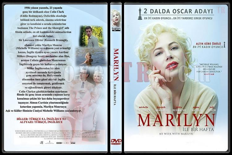 My Week with Marilyn (Marilyn İle Bir Hafta) - DVD Cover Türkçe [2011]-marilyn-ile-bir-hafta-dvd-cover-turkcejpg