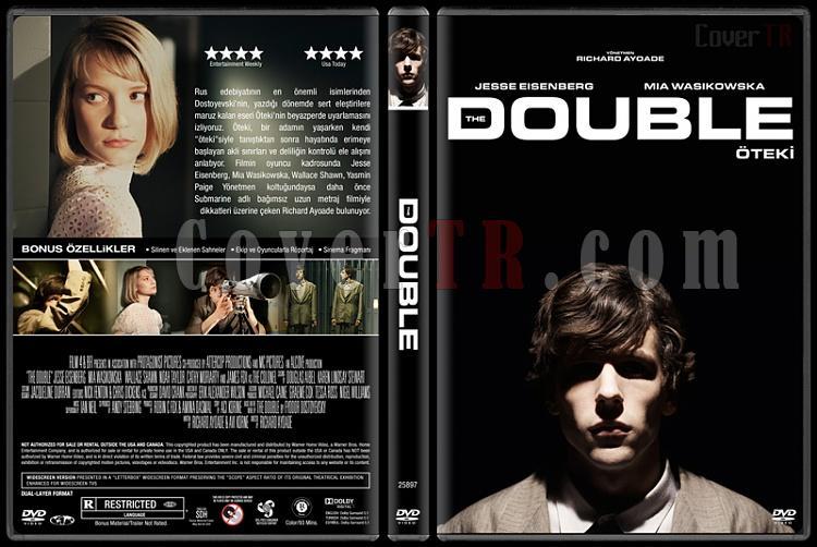 The Double (Öteki) - Custom Dvd Cover - Türkçe [2013]-double-izlemejpg
