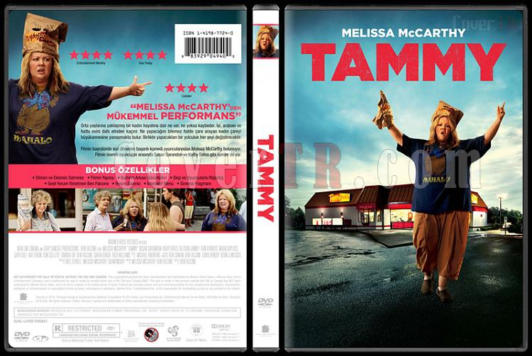 Tammy - Custom Dvd Cover - Türkçe [2014]-covertr-dvdjpg
