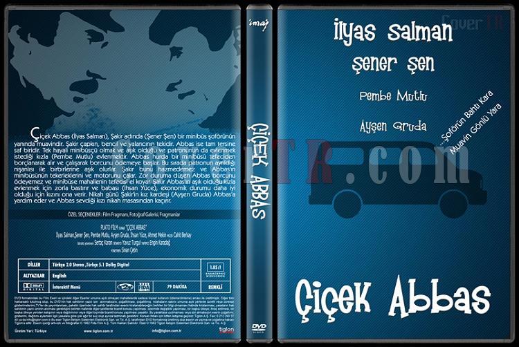 Çiçek Abbas - Custom Dvd Cover - Türkçe [1982]-standard1jpg