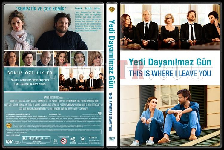 This Is Where I Leave You (Yedi Dayanılmaz Gün) - Custom Dvd Cover - Türkçe [2014]-where-i-leave-you-yedi-dayanilmaz-gunjpg