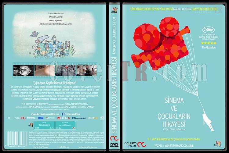 A Story Of Children & Film (Sinema ve Çocukların Hikayesi) - Custom Dvd Cover - Türkçe [2013]-sinema-ve-cocuklarin-hikayesi-story-children-filmjpg