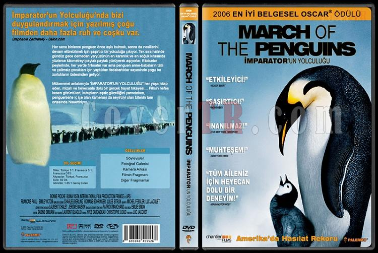 March of the Penguins (imparatorun Yolculuğu) - Custom Dvd Cover - Türkçe [2005]-imparatorun-yolculugu-march-penguinsjpg