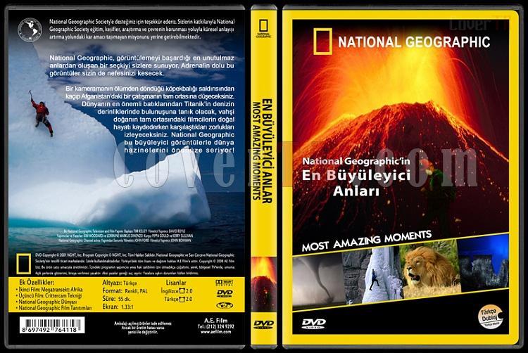 National  Geographic: Most Amazing Moments (En Büyüleyici Anları) - Custom Dvd Cover - Türkçe [2002]-national-geographic-en-buyuleyici-anlari-most-amazing-momentsjpg