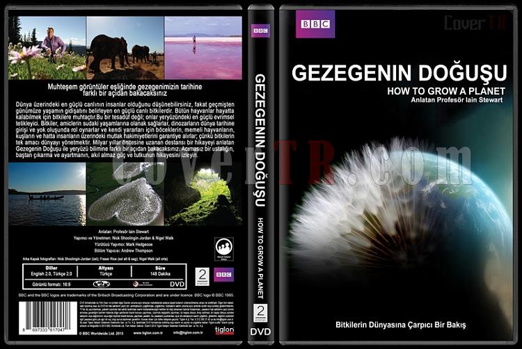 How To Grow A Planet (BBC: Gezegenin Doğusu) - Custom Dvd Cover - Türkçe [2012]-bbc-gezegenin-dogusu-how-grow-planetjpg