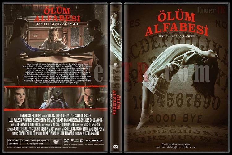 Ouija: Origin of Evil (Ölüm Alfabesi: Kötülüğün Başlangıcı) - Custom Dvd Cover - Türkçe [2016]-olum-alfabesijpg