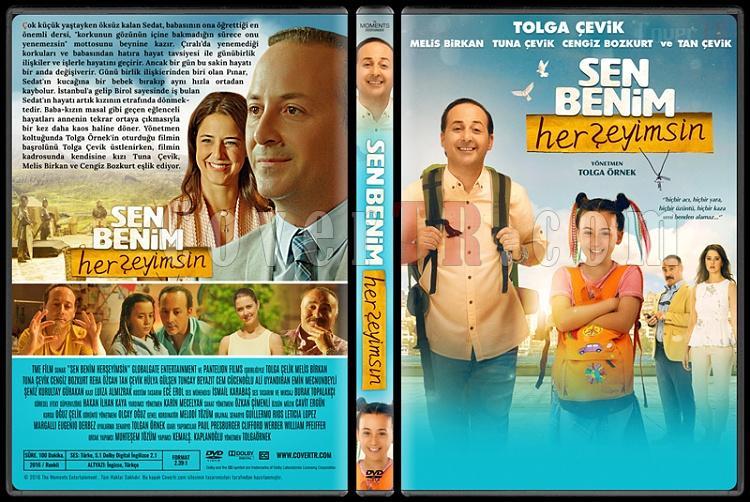 Sen Benim Herşeyimsin - Custom Dvd Cover - Türkçe [2016]-standard2jpg