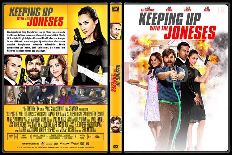 Keeping Up With The Joneses Download