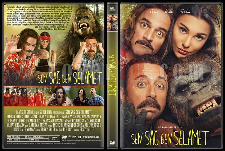 Sen Sağ Ben Selamet - Custom Dvd Cover - Türkçe [2016]-standard2jpg