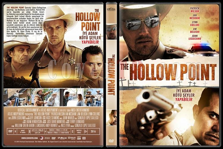 The Hollow Point - Custom Dvd Cover - Türkçe [2016]-standardjpg