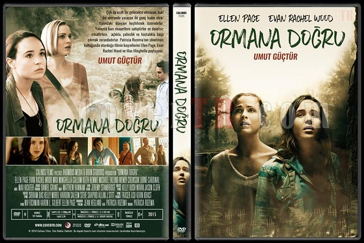 Into the Forest (Ormana Doğru) - Custom Dvd Cover - Türkçe [2015]-standardjpg