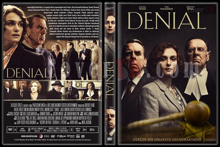 Denial - Custom Dvd Cover - Türkçe [2016]-standardjpg