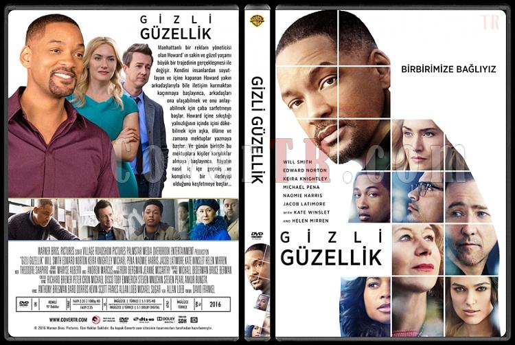 Collateral Beauty (Gizli Güzellik) - Custom Dvd Cover - Türkçe [2016]-standardjpg