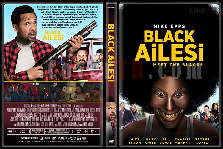 Meet the Blacks (Black Ailesi) - Custom Dvd Cover - Türkçe [2016]-standardjpg