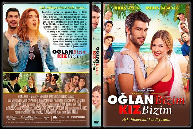 Oğlan Bizim Kız Bizim - Custom Dvd Cover - Türkçe [2016]-standardjpg