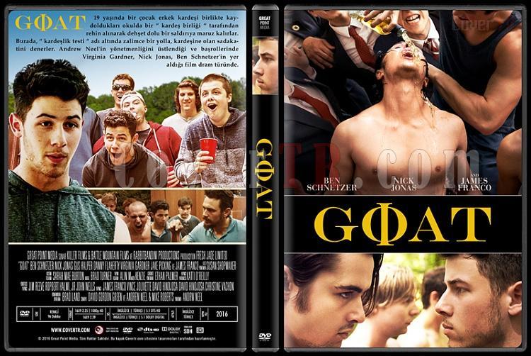 Goat - Custom Dvd Cover - Türkçe [2016]-standardjpg